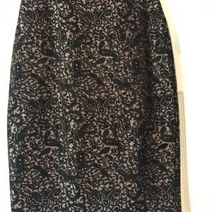 Beautiful printed skirt by  Worthington
